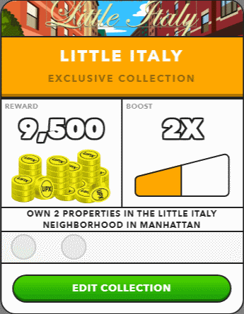 NYC Little Italy Collection: 240 Centre St